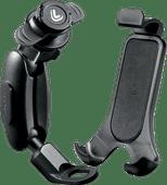 Lampa Opti-Pole Universele Telefoonhouder Scooter/Motor Achteruitkijkspiegel + Houder