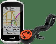 Garmin Edge Explore + CloseTheGap HideMyBell Regular2 Handlebar Mount