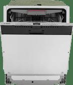 Bosch SBV4HCX48E / Encastrable / Entièrement intégré / Hauteur de niche 86,5 - 92,5 cm