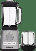 Magimix Power Blender Mat Chroom + Minikom
