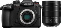 Panasonic Lumix DC-GH5 II + 12-60mm f/2.8-4.0 ASPH