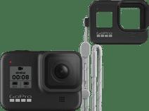 GoPro HERO 8 Black + Sleeve + Lanyard
