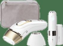 Braun Silk·expert Pro 5 PL5124 + Braun FS1000 Facial Hair Remover