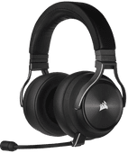 Corsair Virtuoso RGB Wireless XT Hifi Gaming Headset met Spatial Audio