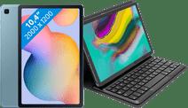 Samsung Galaxy Tab S6 Lite 64 Go Wi-Fi Bleu + Targus Étui Clavier Noir