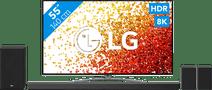 LG 8K 55NANO966PA (2021) + Soundbar