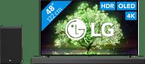 LG OLED48A16LA (2021) + Soundbar