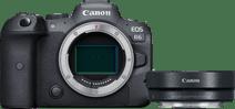 Canon EOS R6 Body + EF-EOS R Adapter