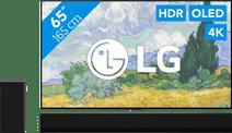 LG OLED65G1RLA (2021) + Soundbar