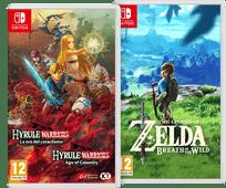 Hyrule Warriors + The legend of Zelda