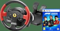 Thrustmaster T150 Ferrari Edition + F1 2021 PS5