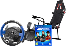 F1 Cockpit Package PS4 - Thrustmaster T150 RS