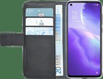 Azuri Wallet Oppo Find X3 Lite Book Case Zwart