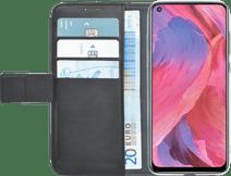 Azuri Wallet Oppo A74 5G Book Case Zwart