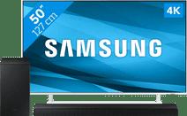 Samsung Crystal UHD 50AU9080 (2021) + Soundbar