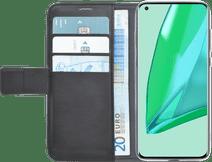 Azuri Wallet OnePlus 9 Pro Book Case Zwart