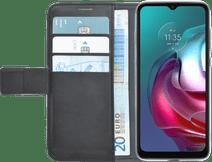 Azuri Wallet Motorola Moto G10/G30 Book Case Zwart