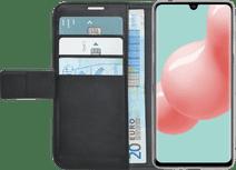 Azuri Wallet Samsung Galaxy A32 5G Book Case Zwart