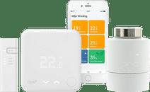 Tado Thermostat Connecté V3 + Kit de Démarrage + 1 Bouton