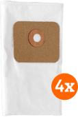 Nilfisk Sacs d'aspirateur pour Nilfisk Multi (4 pièces)