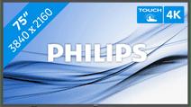Philips Multi-touchdisplay 75BDL3552T/00 75 inch