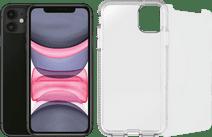 Apple iPhone 11 128 Go Noir + Pack de Protection
