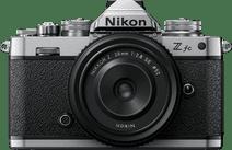 Nikon Z fc + Nikkor Z 28mm f/2.8