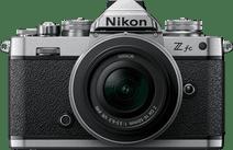 Nikon Z fc + Nikkor Z 16-50mm f/3.5-6.3 VR + 50-250mm f/4.5-6.3