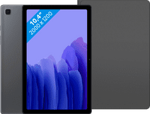 Samsung Galaxy Tab A7 64GB Wifi Grijs + Samsung Book Case Zwart