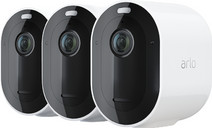 Arlo Pro 4 Spotlight Wit 3-Pack