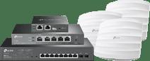 TP-Link zakelijk netwerk startpakket - basis verbinding