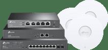 TP-Link zakelijk netwerk startpakket - snelle verbinding