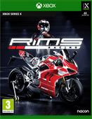 RiMS Racing Xbox One en Xbox Series X