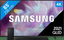 Samsung QLED 85Q60A (2021) + Soundbar