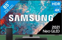 Samsung Neo QLED 85QN85A (2021) + Barre de Son