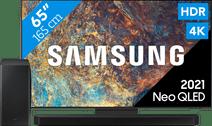 Samsung Neo QLED 65QN95A (2021) + Soundbar Goedkope tv