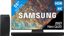 Samsung Neo QLED 55QN95A (2021) + Soundbar