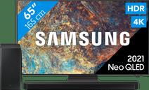 Samsung Neo QLED 65QN92A (2021) + Barre de son