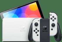 Nintendo Switch OLED Wit Console