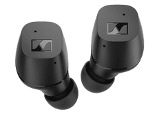 Sennheiser CX True Wireless Zwart