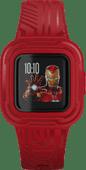 Garmin Vivofit Junior 3 Marvel Rood