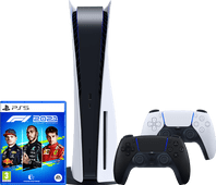 PlayStation 5 + F1 2021 + Manette DualSense Midnight Black