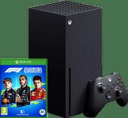 Xbox Series X + F1 2021 Xbox Series X & Xbox One