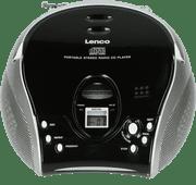 Lenco SCD-24 Zwart