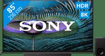 Sony Bravia XR-85Z9 8K (2021) + Soundbar