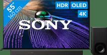 Sony Bravia OLED XR-55A90J (2021) + Soundbar