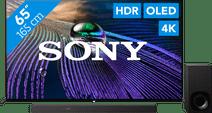 Sony Bravia OLED XR-65A90J (2021) + Soundbar