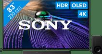 Sony Bravia OLED XR-83A90J (2021) + Soundbar