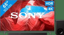 Sony KE-65XH9005P (2021) + Soundbar
