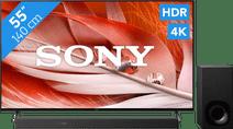 Sony Bravia XR-55X90J (2021) + Soundbar